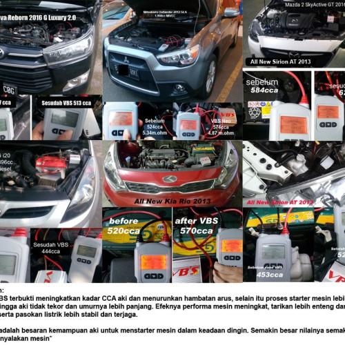 Foto Produk VBS Neo Volt Stabilizer Isi Premium Serasa Pertamax dari Raphael Ralph Store