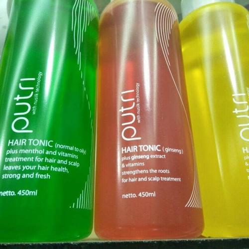 Foto Produk Putri Hair Tonic 450 ml dari cosmetic original