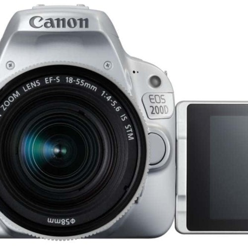 Foto Produk CANON EOS 200D | REBEL SL2 | 18-55MM | 18-55 KIT dari Finding Camera