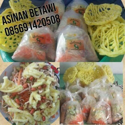 Foto Produk Asinan Betawi dari Bakulan Double R