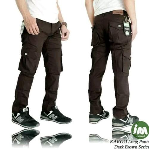 Foto Produk celana cargo panjang pria cargo long pantas dari playjeans