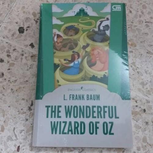 Foto Produk Novel English Classics: The Wonderful Wizard of Oz - L. Frank Baum dari Pusat Komik