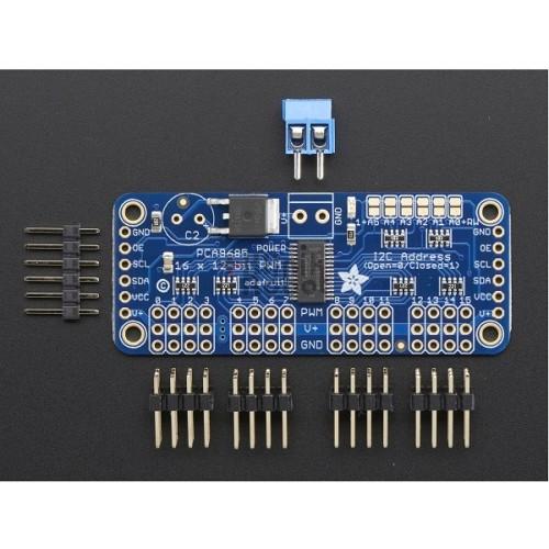 Foto Produk KR11004 Adafruit 16-Channel 12-bit PWM/Servo Driver - I2C interface -  dari KlinikRobot