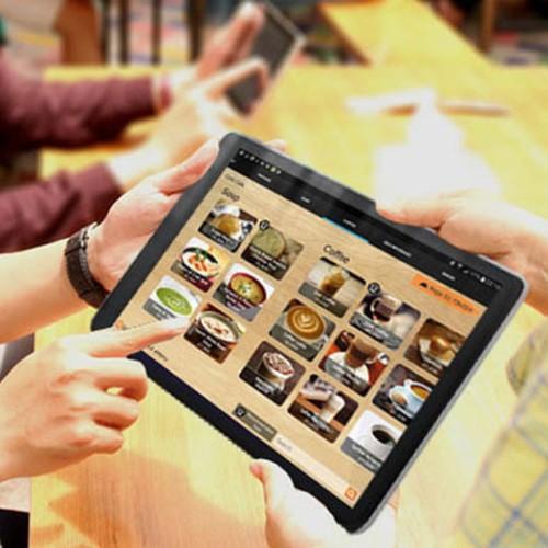 Foto Produk Waiter Tablet Android 9 Inch + Waiter Order App dari Omegasoft