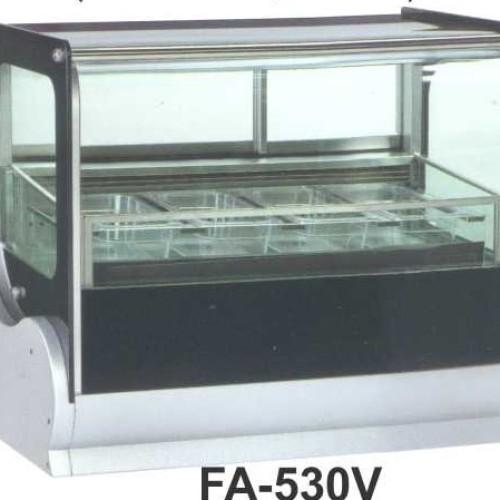 Foto Produk GEA FA-530V Ice Cream Scooping Cabinet / Tempat Memajang Es krim dari MALAKA TEKNIK