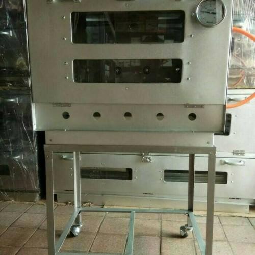 Foto Produk oven gas murah galvaloum 40x60 dari majdi syarif