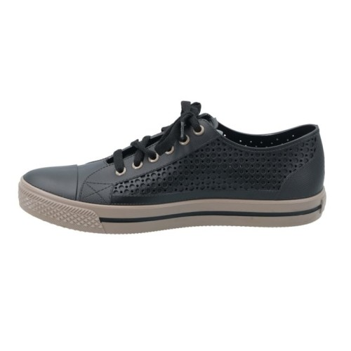 Foto Produk Sepatu APstar AP Star Sepatu Pria Wanita PVC bkn Converse Nike Coklat dari BOS_OLSHOP
