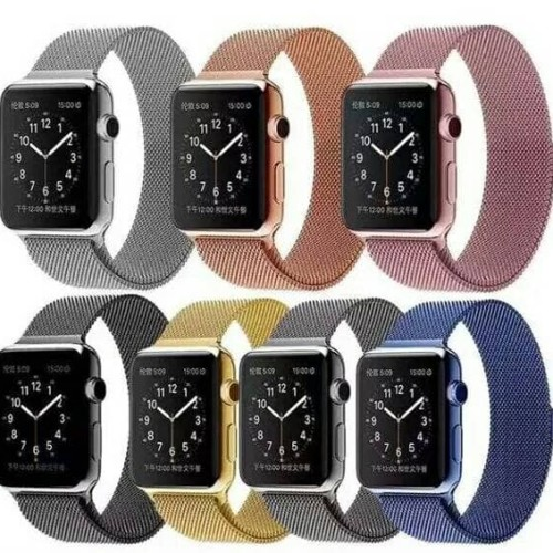 Foto Produk Apple Watch Milanese Millanese Strap 42mm 38mm dari JUALGADGETS