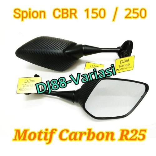 Foto Produk Spion cbr 150 led spion cbr 150 k45 lokal cbr 150 k45g facelift led dari dj88variasi