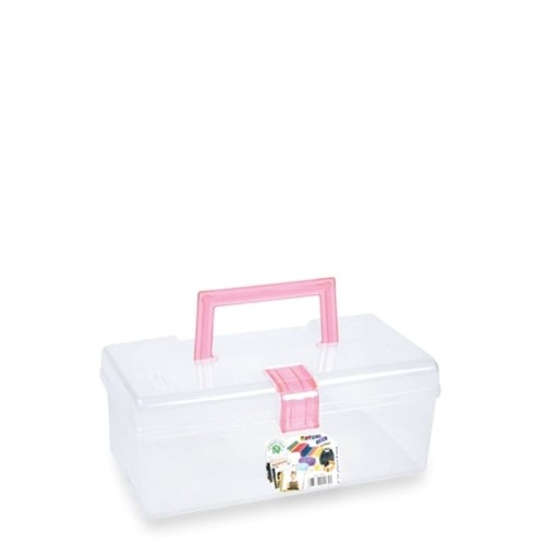Foto Produk Kotak Plastik / Box Marco Case 4131 Green Leaf dari toko houseware