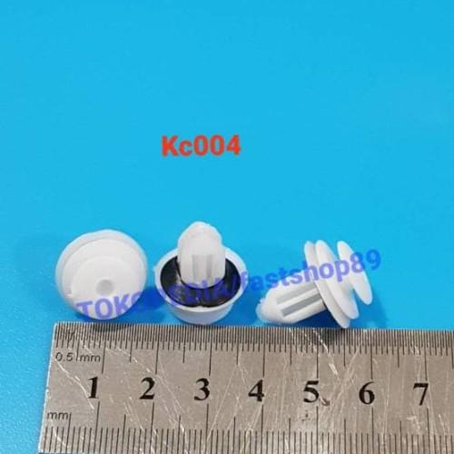 Foto Produk KANCING KLIP DOORTRIM UNIVERSAL TOYOTA DAIHATSU MITSUBISH SUZUKI KC004 dari fast shop 89