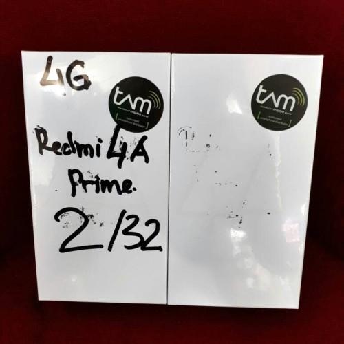 Foto Produk Xiaomi Redmi 4a prime 32/2GB- Garansi TAM- NEW- Gold (4G) - Beige dari Hendri Celular
