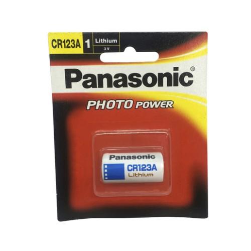 Foto Produk Baterai (Battery) Lithium Panasonic CR123A / CR17345 3V dari Mix Cart