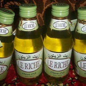 Foto Produk Minyak Zaitun Le Riche Olive Oil LeRiche 300ml dari Dehace Jakarta