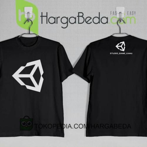 Foto Produk Kaos Game Engine   Dev - Unity #3 dari HargaBeda