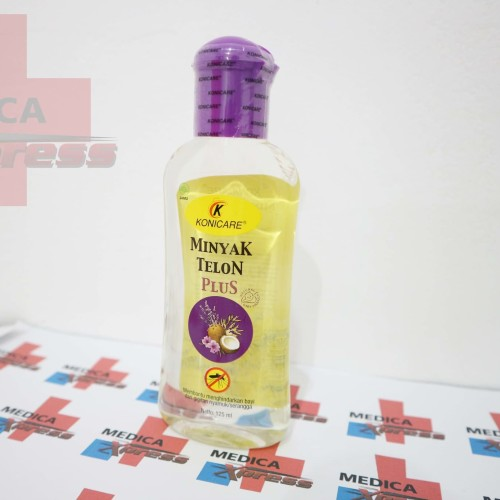 Foto Produk Minyak telon Plus Konicare 125 Ml dari Medica Xpress