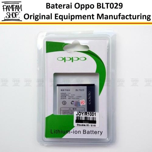 Foto Produk Baterai Handphone Oppo BLT029 Clover R815 Original OEM Batre Batrai Hp dari PAMPAM SHOP