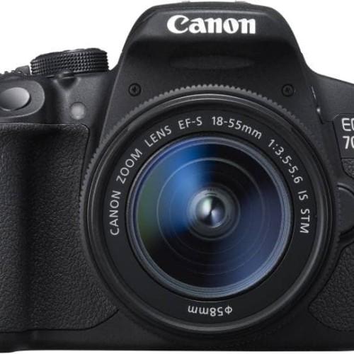 Foto Produk CANON EOS 700D 18-55MM | 18-55 KIT STM dari Finding Camera