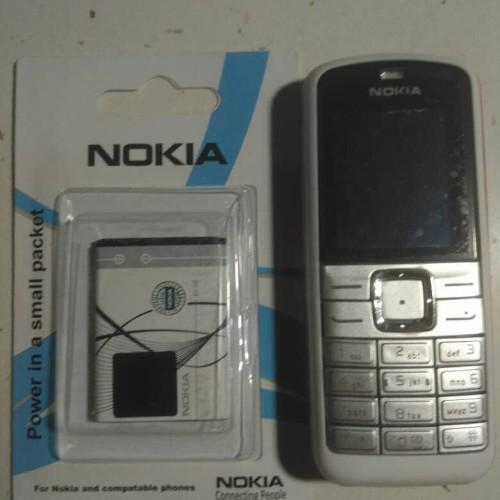 Foto Produk hp Nokia 5070 seken plus batre baru murah dari tokomakmur123