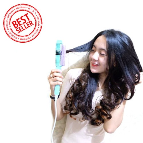 Foto Produk SISIR CATOK CURLY/SISIR KERITING RAMBUT/CATOKAN CURLY/PERALATAN SALON dari AS-Seen_TV