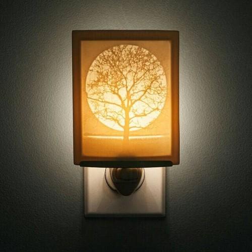 Foto Produk Night Lamp / Lampu Tidur LED 3D Gambar Custom sesuai pesanan dari BIKIN3D