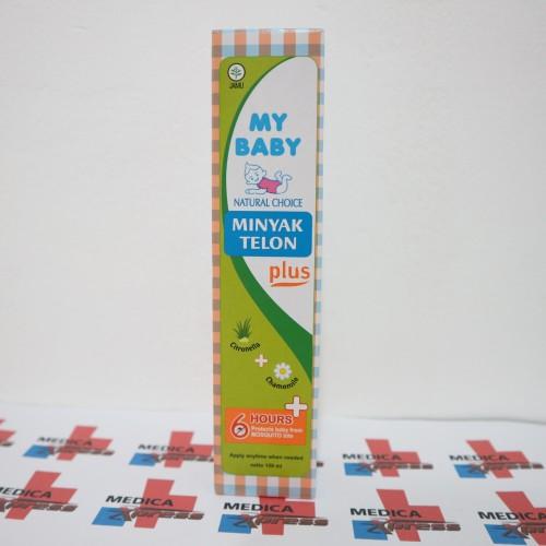 Foto Produk MY BABY MINYAK TELON PLUS 150 ML dari Medica Xpress