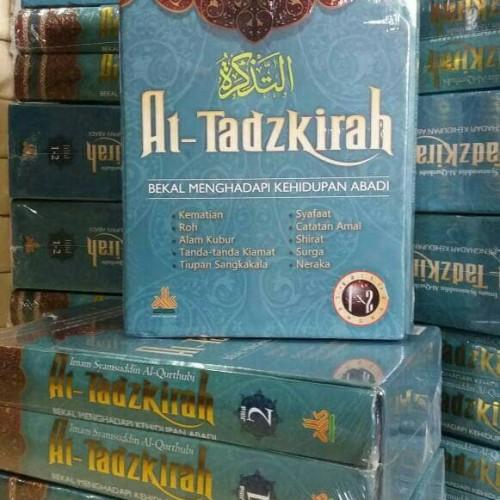 Foto Produk At Tadzkirah 2 Jilid Lengkap Box Al Kautsar dari mahhabbah