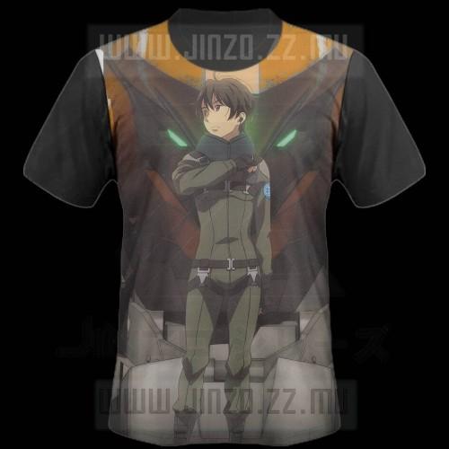 Foto Produk Kaos Anime Aldnoah Zero 4 dari Jinzo Series