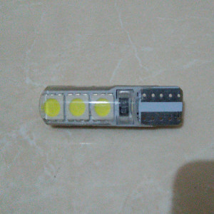 Foto Produk SMD 5050 lampu led T10 ice blue speedometer kilometer senja, sien, sen dari Anugrah Mentari