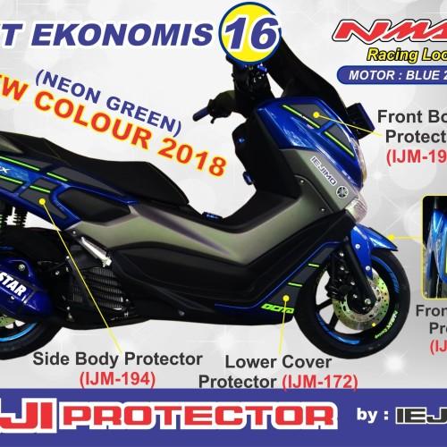 Foto Produk AKSESORIS NMAX / STRIPING NMAX / PAKET EKONOMIS 6 /BODY PROTECTOR NMAX dari Racing Star Automotive