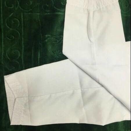 Foto Produk Celana Panjang Katun Haji Umroh / Celana Muslim dari RizkaRizky_MoeslimWear