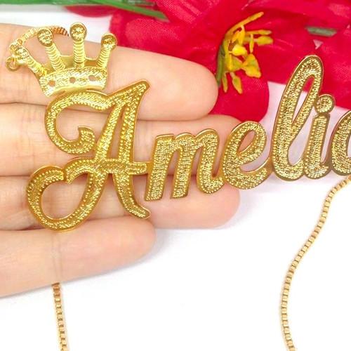 Foto Produk Kalung Nama Biar Kamu Lebih Menarik dari Asmira Jewelry