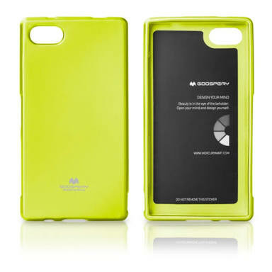 Foto Produk Silikon Jelly Case Goospery Sony Xperia Z5 Mini Z5 Compact dari Black Coffee