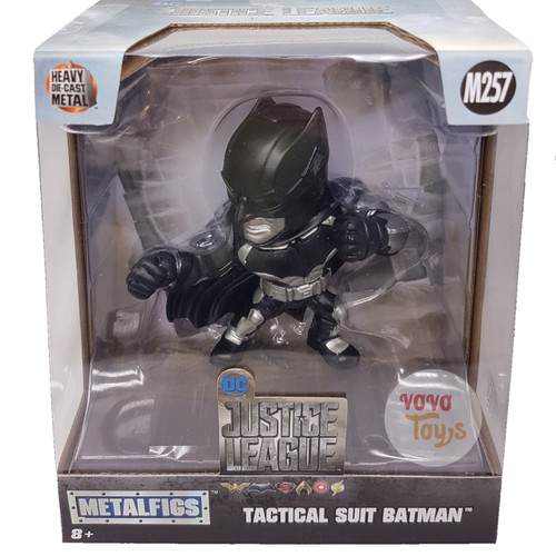 "Foto Produk Jada Metal Figure Tactical Suite Batman Justice League Scale 4"" dari Vovo Toys"