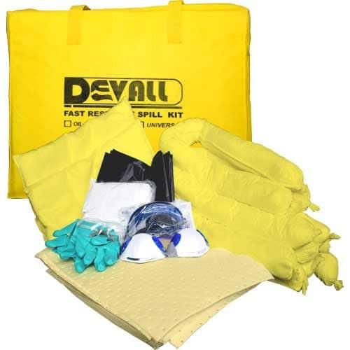 Foto Produk Devall Fast Pack Chemical Spill Kit 5 gal dari Graha Multisarana