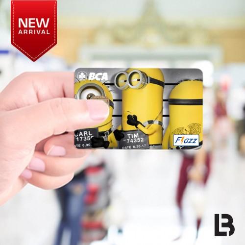 Foto Produk KARTU EMONEY FLAZZ BCA- MINION dari FSD_Store