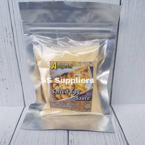 Foto Produk SALTED EGG SAUCE POWDER 100 GR, Best Seller! dari SS Suppliers F&B Jakarta