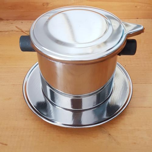 Foto Produk Vietnam Drip Coffee Maker Washable 120 ml dari WATERGROUND COFFEE