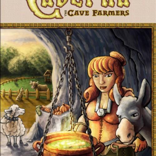 Foto Produk Caverna: The Cave Farmers ( Original ) Board Game dari Toko Board Game
