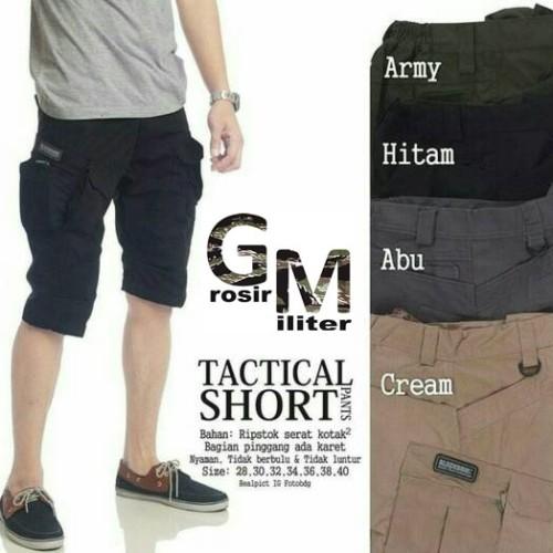 Foto Produk Celana Tactical Blackhawk Pendek dari Grosir Militer