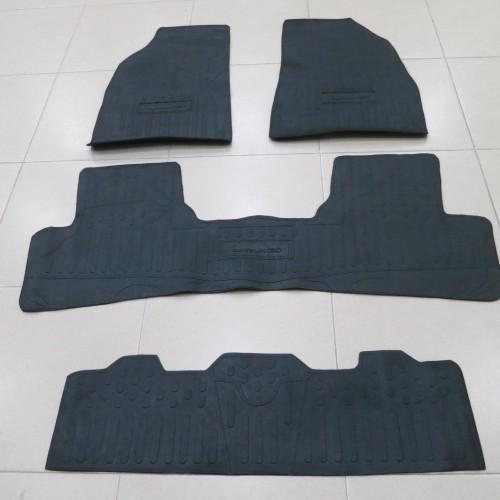 Foto Produk KARPET KARET DATSUN GO HITAM FULL SET dari Hanz Accessories