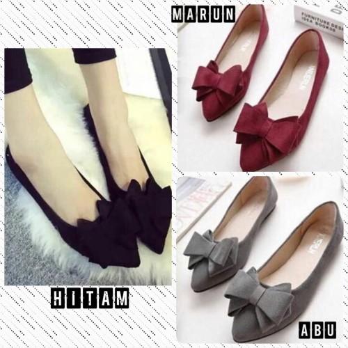 Foto Produk Sepatu Flat Shoes NJ28 dari Nin's Collections