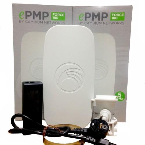 Foto Produk Cambium C050900P271A ePMP Force 180 5GHz Integrated Radio dari NUSAWARE