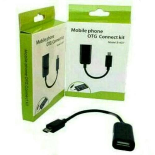 Foto Produk Buy 1 Get 1 Kabel OTG Micro (HOT) dari alikashop2
