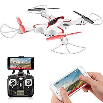 Foto Produk Syma X56W RC Drone Foldable Quadcopter dari IndoWebstorecom