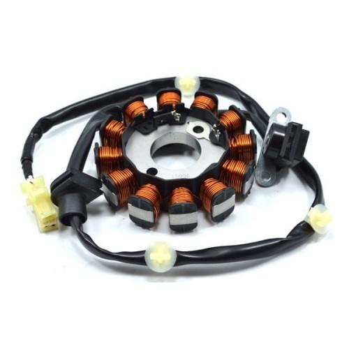 Foto Produk Stator Comp (Spull) – BeAT FI, Scoopy FI New Vario eSP 31120K25901 dari Honda Cengkareng