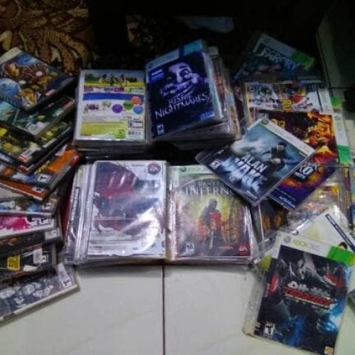 Foto Produk kaset dvd xbox 360 dari keysha games
