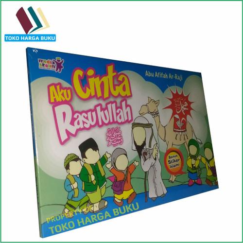 Foto Produk Aku Cinta Rasulullah Penerbit Media Sholih dari Toko Harga Buku