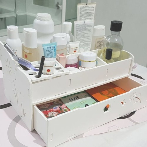 Foto Produk Rak Kosmetik Accessories Organizer Cosmetic Storage A522 dari Mega-Persada