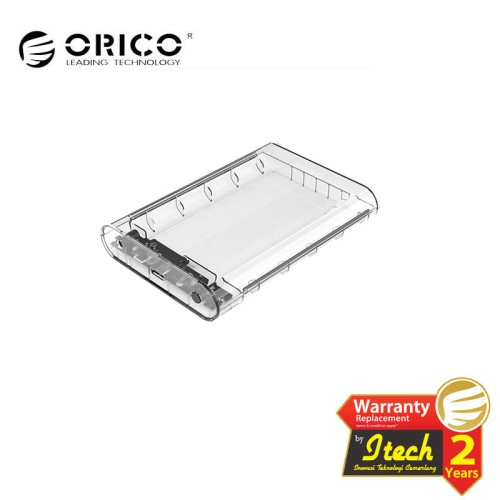 Foto Produk ORICO 3139U3 3.5 inch External Hard Drive Enclosure dari ORICO INDONESIA